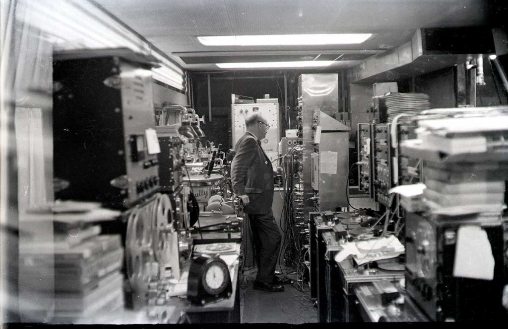 1967: Vic Damon's Studio